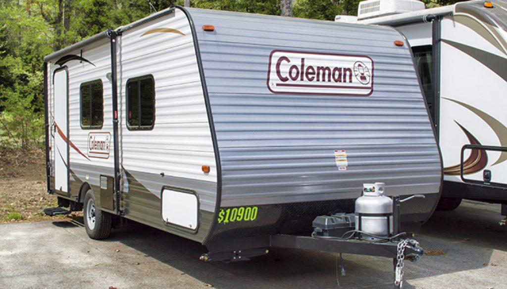 2015 Coleman LT16FBS1
