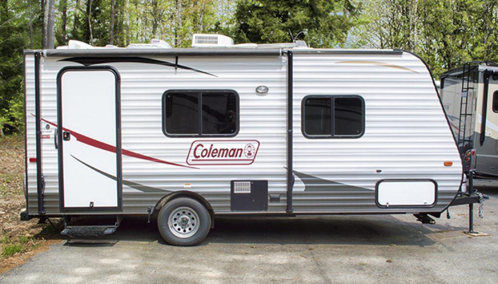 2015 Coleman LT16FBS3