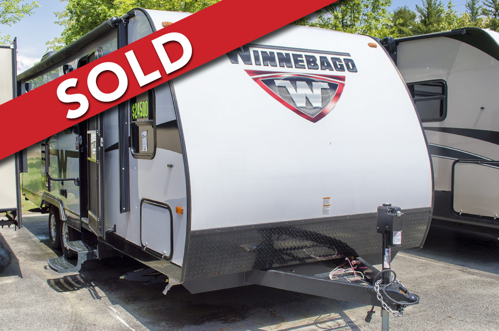 -SOLD! - 2016 Minnie 2451BHS Image