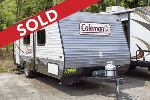 -SOLD! - 2015 Coleman Lantern LT16FBS Image