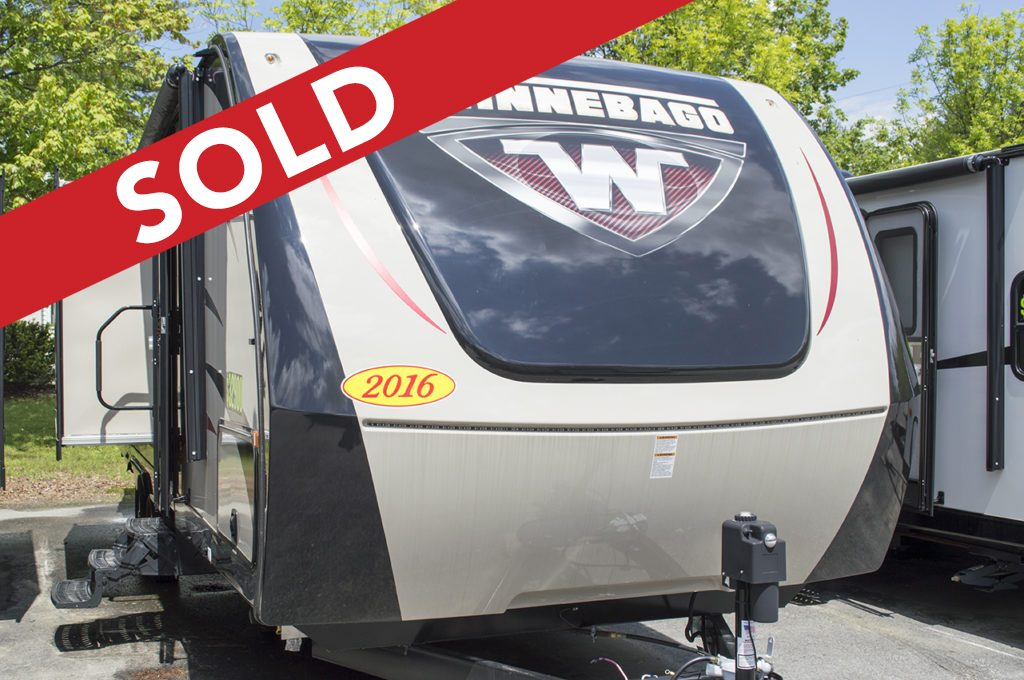 -SOLD! 2016 Ultralite 27RBDS Image